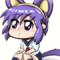 Animated Cat Girl