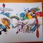 TraDigital doodles by PlNkI