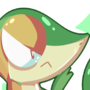 A SASSY SNIVY by EliasCheese