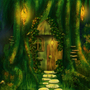 Welcome To The House Of The Woodland Creature by jiasenART