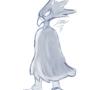 Crow guy by SlapHappyDrew