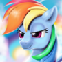 Rainbow Dash by ArrowValley