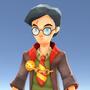 Harry Potter by alejandroartworks