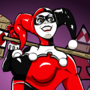 Harley Quinn by TheIYouMe