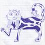 Art #55 -- MentumAuris Feline Hybrid.
