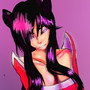 Ahri the Nine Tailed Fox from League of Legends by SillyBeans