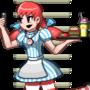 13 Wendy's mascot
