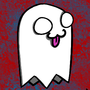 Ghostie Cat by Doppelganchor
