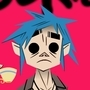 Gorillaz Tea Party by Plebs