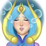 Elementalist Lux: Water by etherealrose