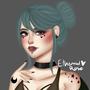 Valentina: oc by etherealrose