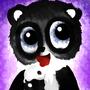 Panda ice by Magnesio2
