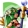 Lady Palutena by BoScotty