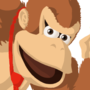 Donkey kong by Smiledon