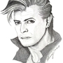 Holy David Bowie by Aludra