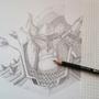 Work in progress 2 cotm by XantyLeger