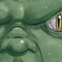 weird alien by LeCanart
