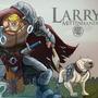 Larry, Hardened Bitter Machine of War by Lourdjim
