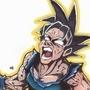 Goku by Zakemm
