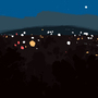 City Night by WonderfulMrSwallow