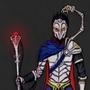Viktor | Leage of Legends Fannart by MasterofSuicide