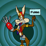 Wile E Coyote by Neraksel