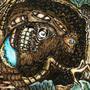 Subterranean forest by dogmuth-behedog