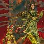 Sun Wukong VS Fan Princess 1 by BlackUniGryphon