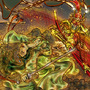 Wukong VS Fan Princess 2 by BlackUniGryphon