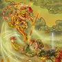 Wukong VS Fan Princess 3 by BlackUniGryphon