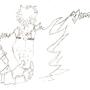 My sketch by Yamem