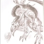 Elder Dragon (Fire Lands) by Emanraike