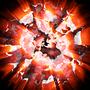 exploding planet by merulz4eva