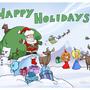 Merry_Christmas_Behemoth by Merlemage