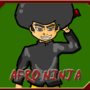 Afro Ninja by yesjustin123