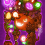 Steampunk Halloween by JohnnyUtah