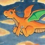 Dragonite copic marker illustration by ScribbleFix