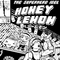 Superhero Idol Honey Lemon Issue #1 Cover inked