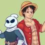 Flinthook and Luffy