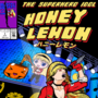 Superhero Idol Honey Lemon Issue #1 Cover Colored by eMokid64