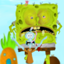 Who Lives In a Pineapple Under the Sea? (B-LVL99) by LiamSmith