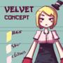 Velvet concept by MatthewLopz