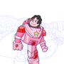 Steven Universe: Lvl 99 (Work in progress) by JomarimasterArt