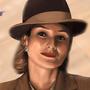 Inglourious Basterds - Bridget von Hammersmark by Twisted4000