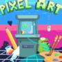 Pixel Art (animated)
