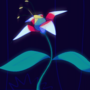 Chroma Flower Blooms - Clean Up/Composite by ArtistGamerGal