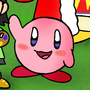 Kirby and the Gang by FrankieMental