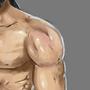 Anatomy practice by LeCanart
