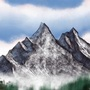 Mystic Mountain by BDMeyers