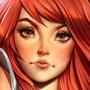 Red Sonja by DidiEsmeralda